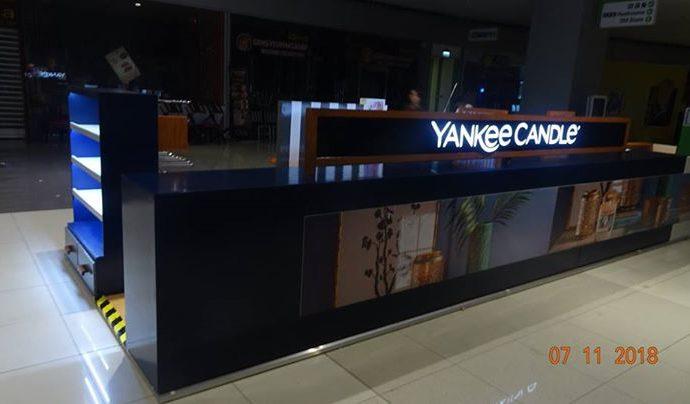 Yankee Candle Kiosk SM BF Parañaque